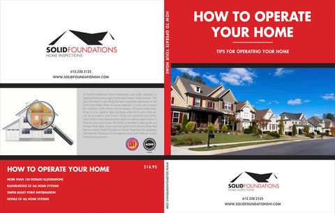 How to Operate Your Home - Custom Cover