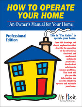 Load image into Gallery viewer, How To Operate Your Home - Professional Edition - One Case (16 Books)