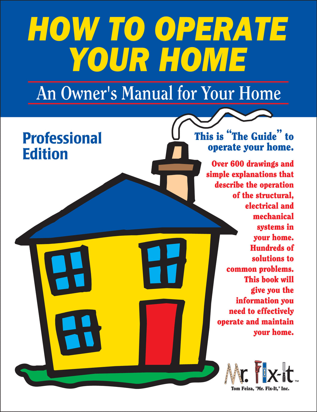 How To Operate Your Home - Professional Edition - One Case (16 Books)