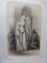 Load image into Gallery viewer, Les Reines de France, mid 19th century