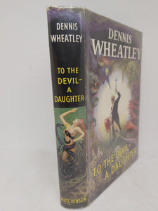 To the Devil - A Daughter, 1953. First Edition