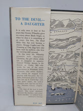 Load image into Gallery viewer, To the Devil - A Daughter, 1953. First Edition