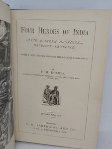 Four Heroes of India, Late 19th Century
