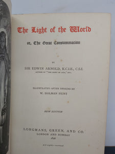 The Light of The World or, The Great Consummation, 1896