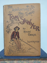 Load image into Gallery viewer, The Adventures of Tom Sawyer, 1892