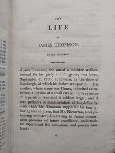 The Seasons, by James Thomson. To which are added, The Castle of Indolence, and other Poems, 1814