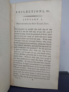 Reflections on the works of God and his providence, throughout all nature, for every day in the year, 1795