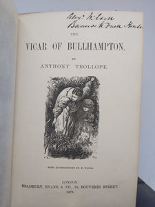 The Vicar of Bullhampton, 1871