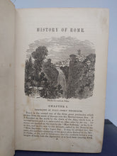 Load image into Gallery viewer, A Smaller History of Rome - From the Earliest Times to the Establishment of the Empire, 1891