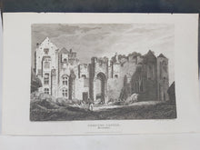 Load image into Gallery viewer, Compton Castle, Devonshire, 1807. Small Print