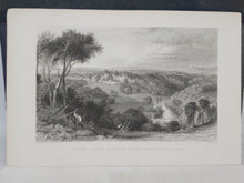Load image into Gallery viewer, Hulne Abbey, Alnwick Park, Northumberland, 1847. Small Print