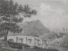 Load image into Gallery viewer, Matlock Bridge & c, Derbyshire, 1802. Small Print