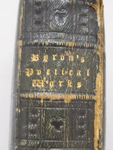 Load image into Gallery viewer, Lord Byron's Poetical Works, 1850(?), with gauffered edges