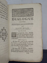 Load image into Gallery viewer, Dialogue Entre Un Eveque Et Un Cure, 1775