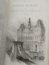 Load image into Gallery viewer, The Miscellaneous Prose Works of Sir Walter Scott, Life of Napoleon, 1854