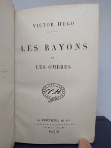 The Partially Collected Works of Victor Hugo, Early 20th century
