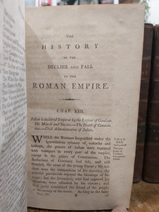 The History of the Decline and Fall of the Roman Empire, 1806