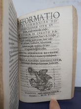 Load image into Gallery viewer, Enchiridion Christianae Institutionis In Concilio Provinciali, 1543