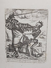 Load image into Gallery viewer, The Dances of Death, through the Various Stages of Human Life: Wherein the Capriciousness of that Tyrant is Exhibited in Forty-six Copper Plates, 1803