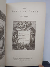 Load image into Gallery viewer, The Dance of Death, Illustrated in Forty-Eight Plates, 1887