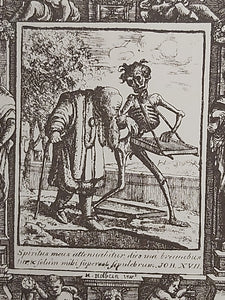 The Dance of Death, Illustrated in Forty-Eight Plates, 1887