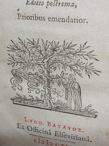 Ever Bronchorst J.C., In titulum Digestorum de diversis regulis juris antiqui Enarrationes, 1641