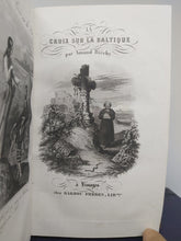 Load image into Gallery viewer, La Croix sur la Baltique, 1846