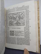 Load image into Gallery viewer, P. Ovidii Nasonis Heroides cum explanationibus Ubertini Crescent. et Iani Parrhasii, 1560