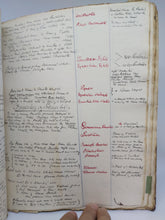 Load image into Gallery viewer, Handwritten Commonplace Book of Scriptural, Greek, and Roman History Notes, December 1769
