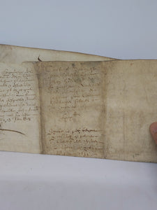 Vellum Manuscript, March 30 1627