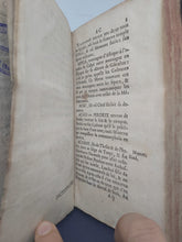 Load image into Gallery viewer, Dictionnaire abbrege de la fable, 1727. 1st Edition