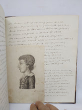 Load image into Gallery viewer, Handwritten Commonplace Book of Poetry, 1863