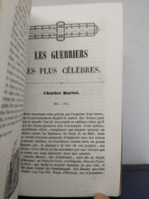 Load image into Gallery viewer, Les Guerriers Les Plus Celebres De La France, 1850. Seconde Edition