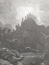 Load image into Gallery viewer, Milton's Paradise Lost, Illustrated by Gustave Dore, 1894