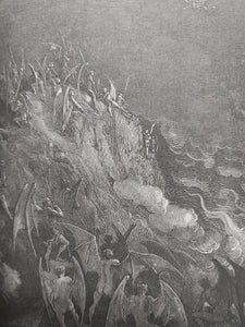 Milton's Paradise Lost, Illustrated by Gustave Dore, 1894
