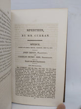 Load image into Gallery viewer, A new and enlarged collection of speeches, 1819