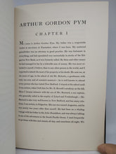 Load image into Gallery viewer, The Narrative of Arthur Gordon Pym, 1930