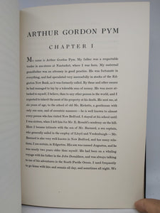 The Narrative of Arthur Gordon Pym, 1930