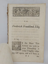 Load image into Gallery viewer, The Universal Passion. A comedy, 1737