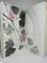 Load image into Gallery viewer, Japanese Watercolor Sketchbook #4, Showa Era (1950-1960)