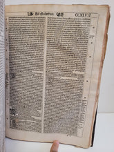 Load image into Gallery viewer, Textus Biblie, Hoc in opere hec insunt, 1529