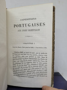 Expeditions Portugaises, 1870