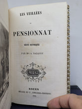 Load image into Gallery viewer, Les Veillees du Pensionnat, 1862