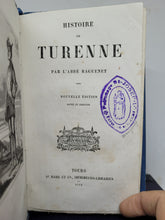 Load image into Gallery viewer, Histoire de Turenne, 1861