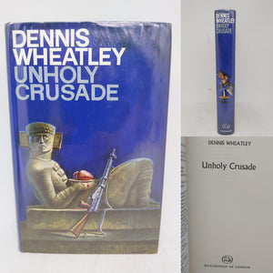 Unholy Crusade. First Edition