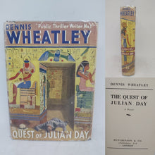Load image into Gallery viewer, The Quest of Julian Day. First UK Edition