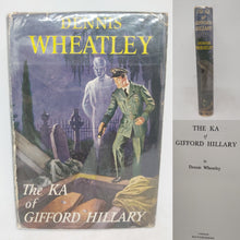 Load image into Gallery viewer, The KA of Gifford Hillary, 1956. First Edition