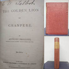 Load image into Gallery viewer, The Golden Lion of Grandpere, 1873