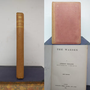 The Warden, by Anthony Trollope, 1866