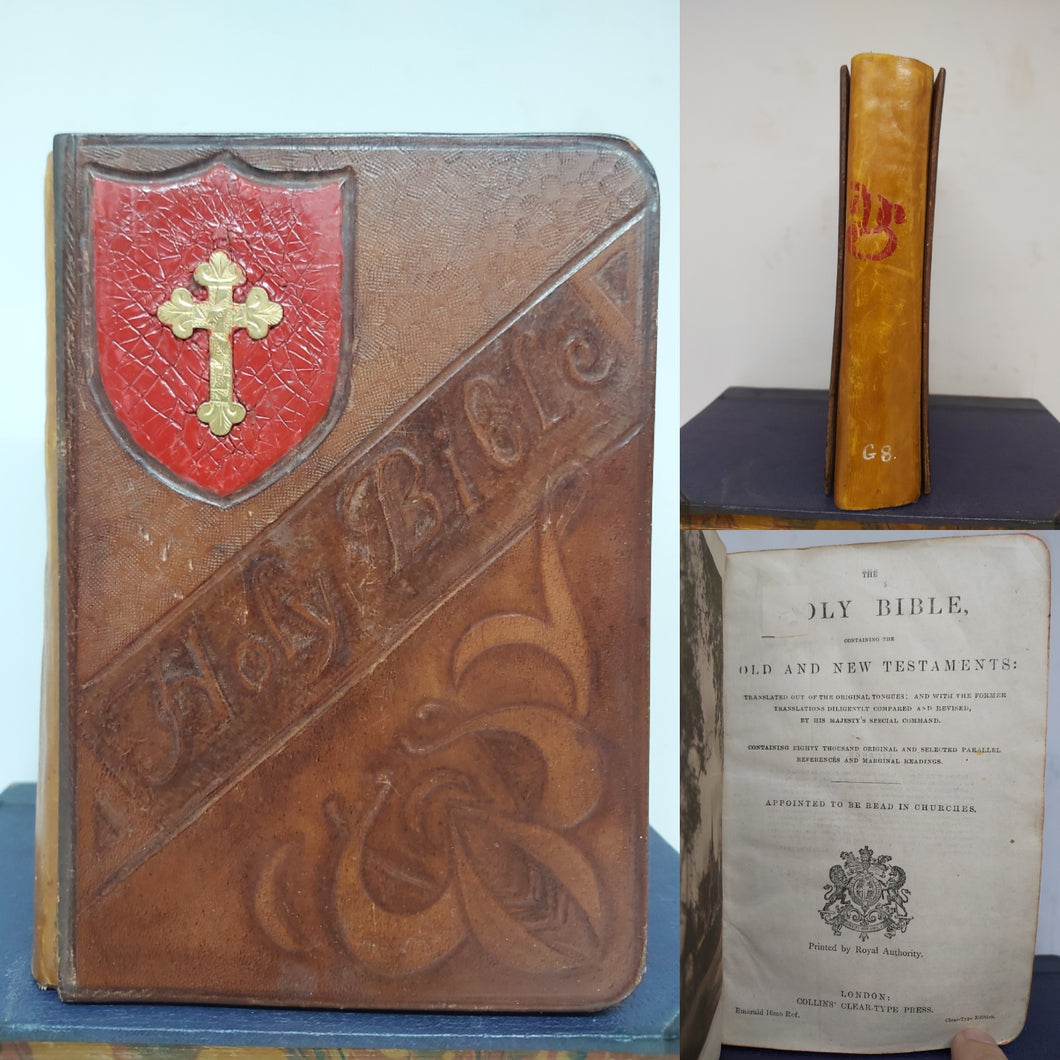 The Holy Bible, containing the Old and New Testaments, Early 20th Century